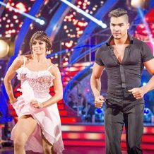 Louis Poised For Strictly Win